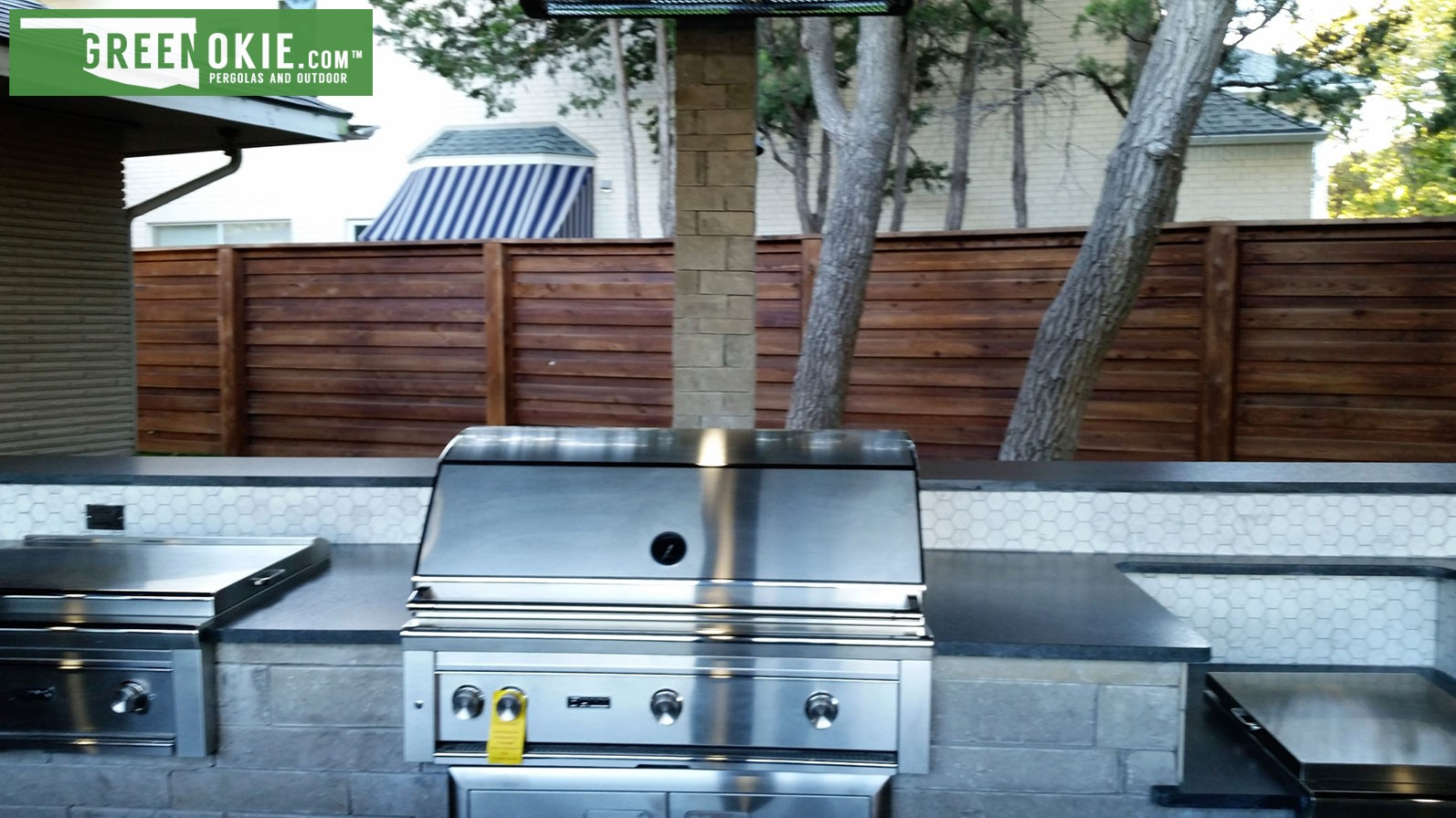 Outdoor Kitchens | Green Okie • Oklahoma City, Oklahoma