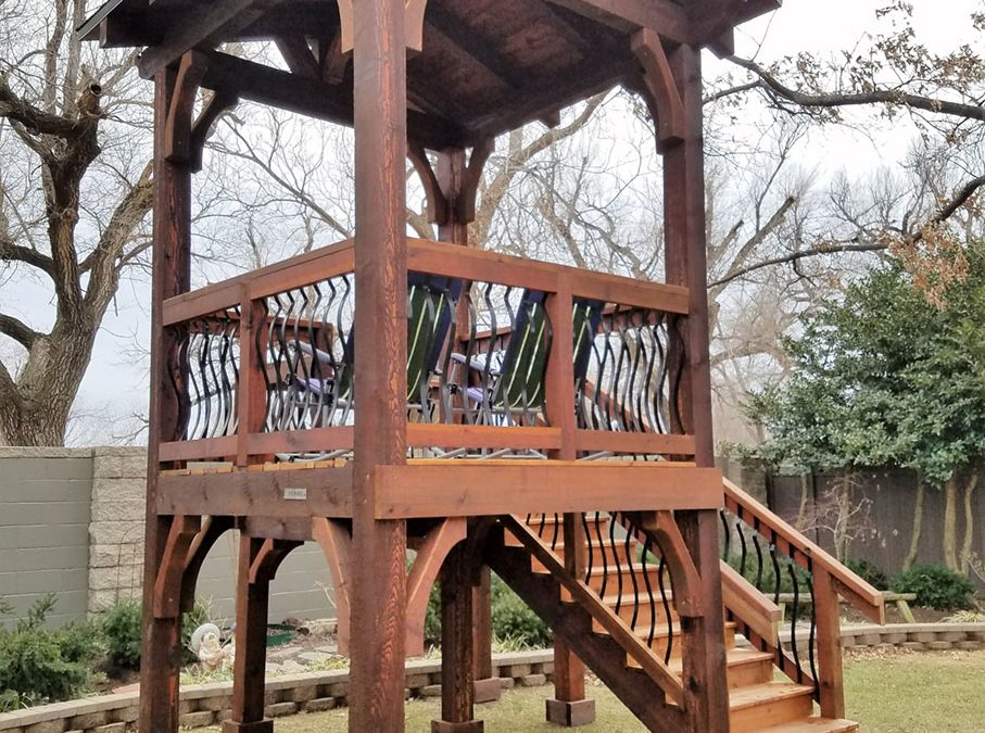 A Tree House for Adults